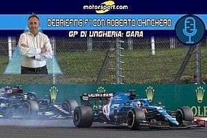 """Chinchero: """"Alonso? Non so quanto volesse aiutare Ocon"""""""
