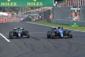 Hasil F1 GP Hungaria: Ocon Catat Sejarah, Hamilton P3