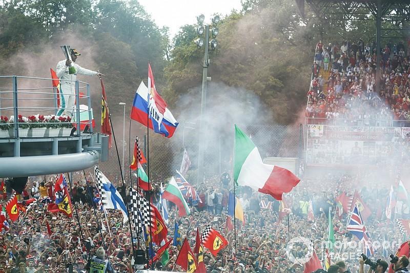 GP d'Italie : Di Montezemolo n'a pas aimé...