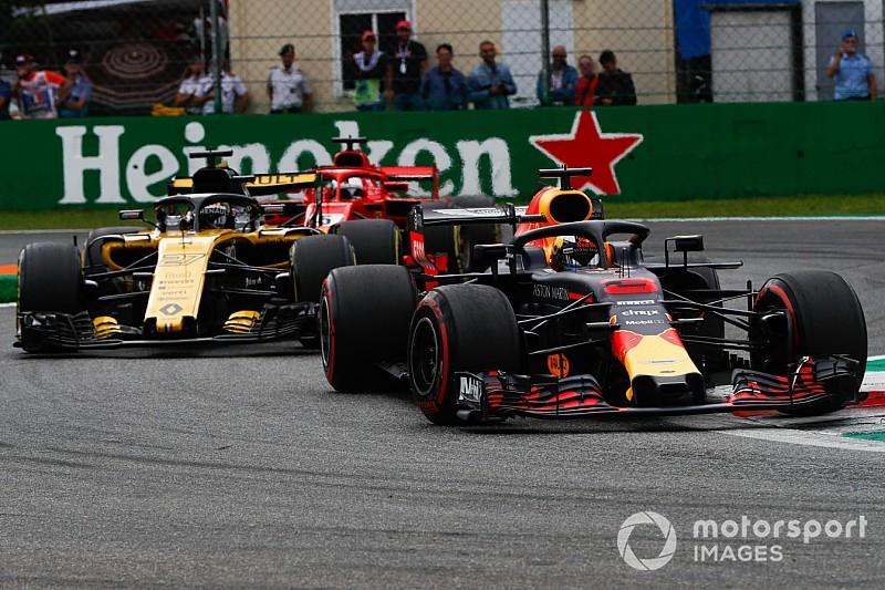 Ricciardo ne visera pas le podium avec Renault avant 2020