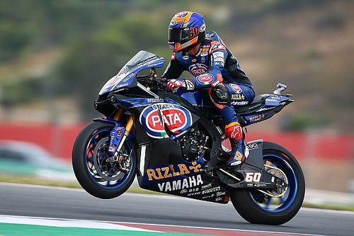 "Yamaha, van der Mark: ""Andiamo a Magny-Cours per lottare per la vittoria"""