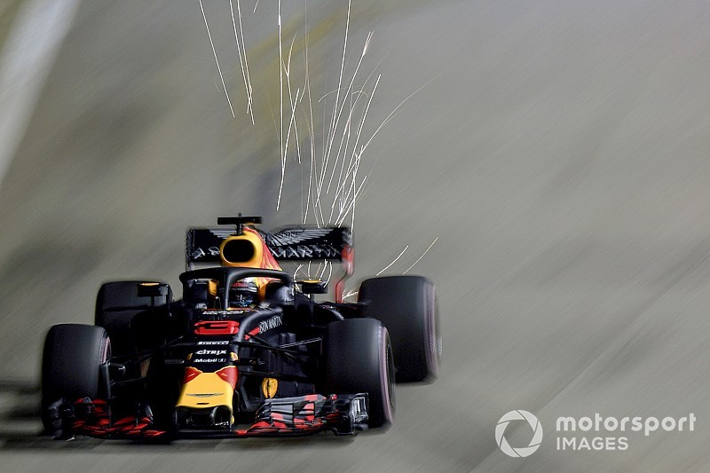 "Ricciardo: Spec-C progress ""encouraging for my future"""