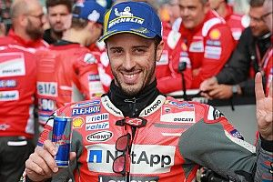 """Dovizioso critico: """"Spostare la gara della MotoGP non serve a nulla. La pioggia non era tanta, il problema è l'asfalto"""""""