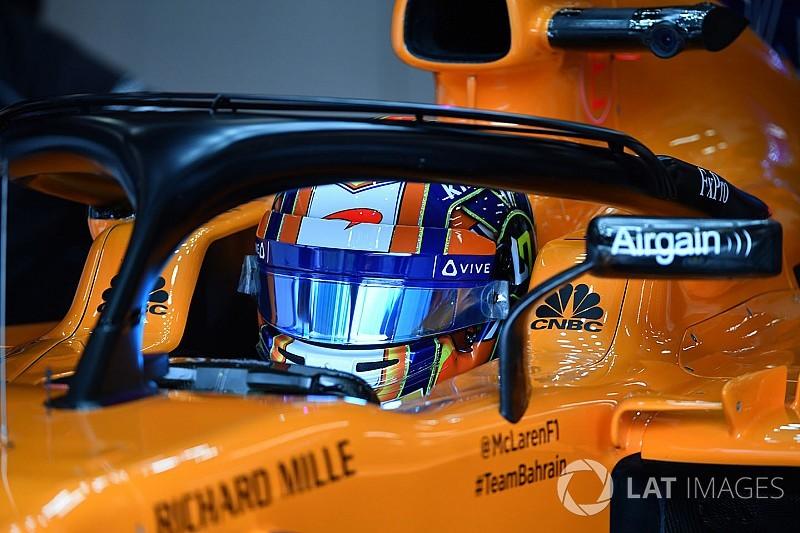 Norris de retour en EL1 à Monza