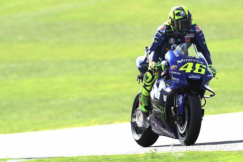 """Rossi: """"Creo que doy una buena influencia a los futuros pilotos"""""""