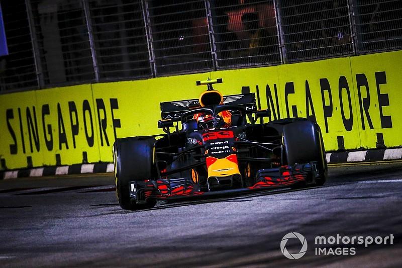 Sochi'nin uzun düzlükleri Verstappen'i endişelendiriyor