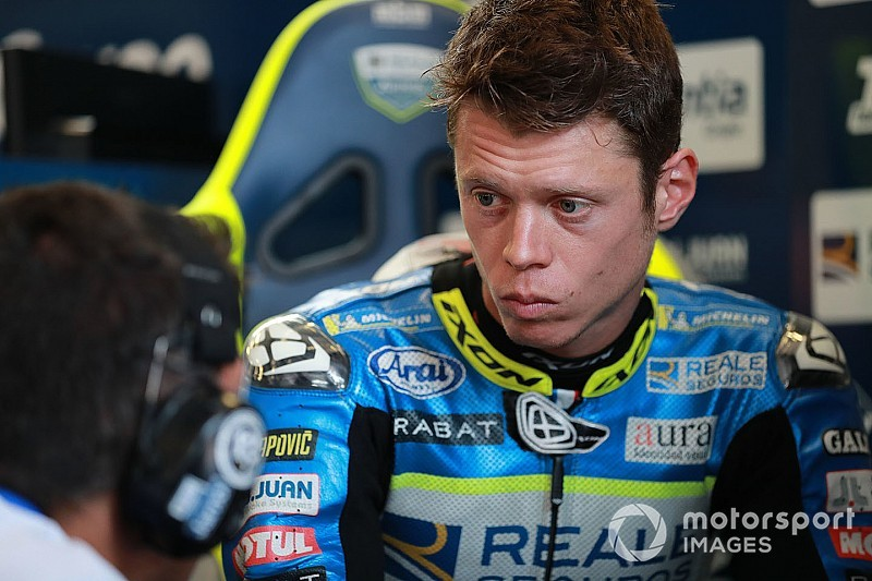 Rabat in ziekenhuis na incident in vierde training Britse GP