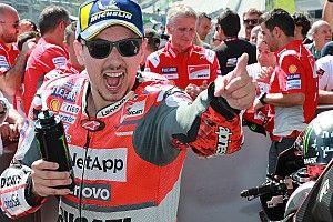 """Lorenzo: """"O mais viável é lutar pelo vice da MotoGP"""""""