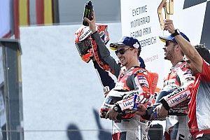 Ducati sebut Lorenzo akan kesulitan bersama Honda