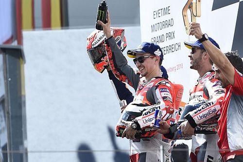 "Lorenzo vai ""perder"" na Honda, diz Ducati"