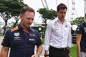 Wolff zet plan voor derde auto door en wil naar F1 Strategy Group