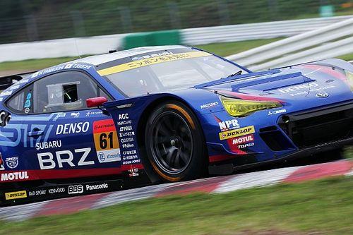 スバルBRZが異次元の速さで今季初ポールポジション!
