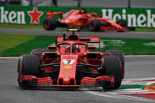Formel 1 Monza 2018: Vettel meckert nach Räikkönen-Pole