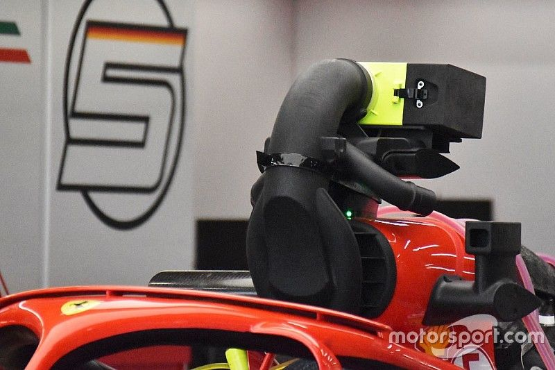 Novo dispositivo da Ferrari cobre câmera e gera polêmica
