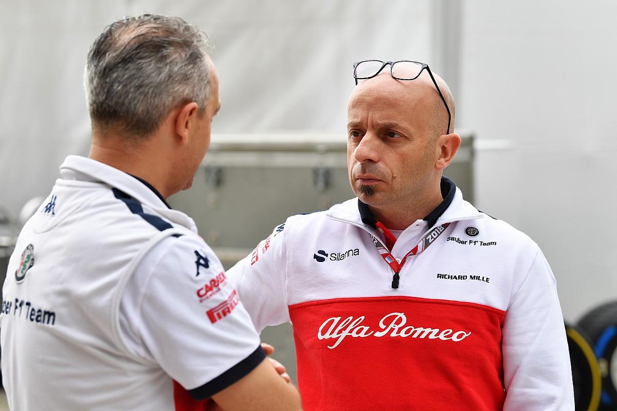 Diretor técnico da Alfa Romeo voltará para a Ferrari após um ano