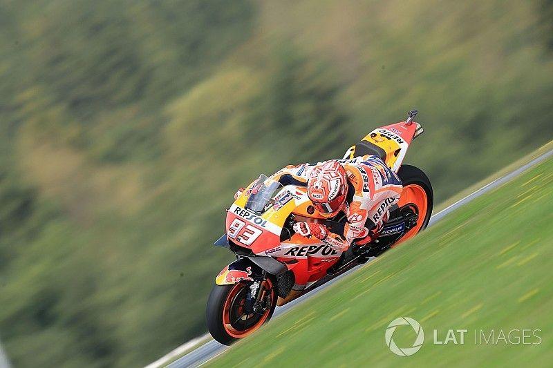 EL3 - Márquez meilleur temps, Rossi devra en passer par la Q1