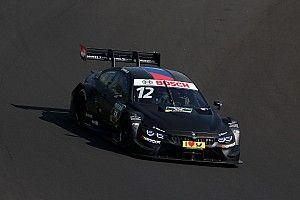 Zanardi consiguió casi 300 vueltas en su test del DTM