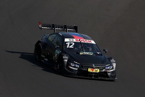 Zanardi, BMW DTM testinde 300'e yakın tur attı