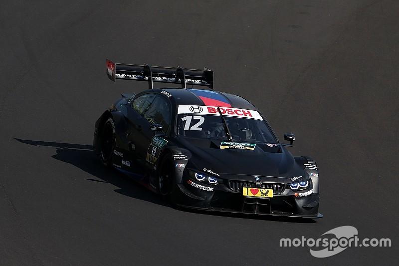 Zanardi logs nearly 300 laps in BMW DTM test