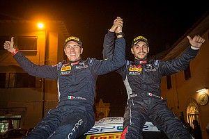 """De Tommaso trionfa nel CIR Junior: """"Titolo meritato, ringrazio Peugeot per la grande opportunità che mi ha dato"""""""