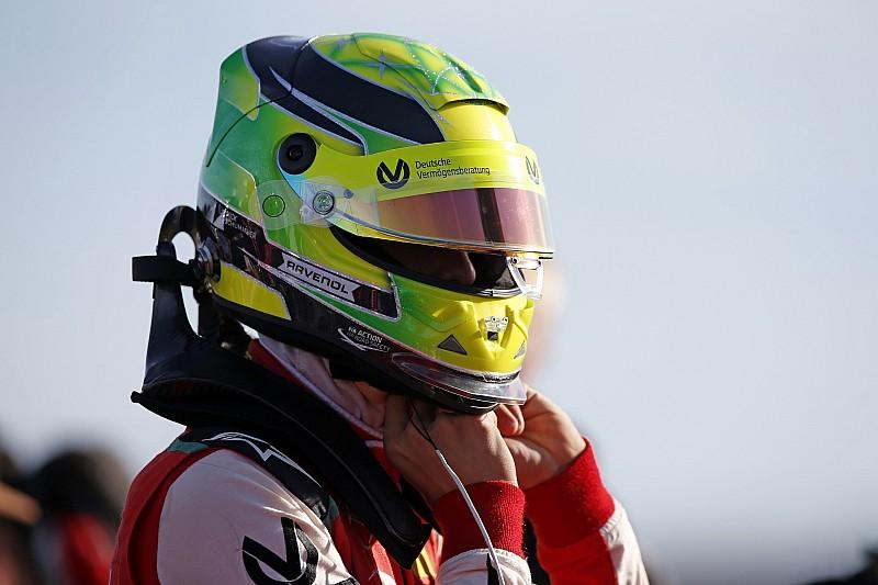 EK F3 Nürburgring: Schumacher voltooit hattrick en nadert Ticktum
