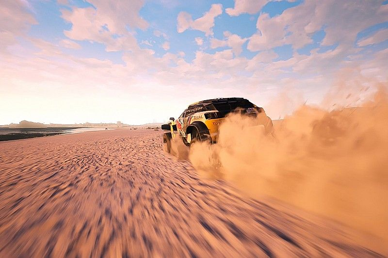 El videojuego del Dakar ya tiene fecha de salida