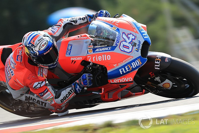 Warm-up - Dovizioso confirme son leadership avant la course