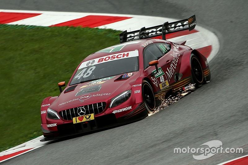 """Mortara über zweite DTM-Saison mit Mercedes: """"War einfach nicht mein Jahr"""""""