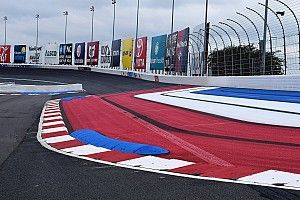 "NASCAR stars nervous about ""wild"" Roval's low-grip surface"