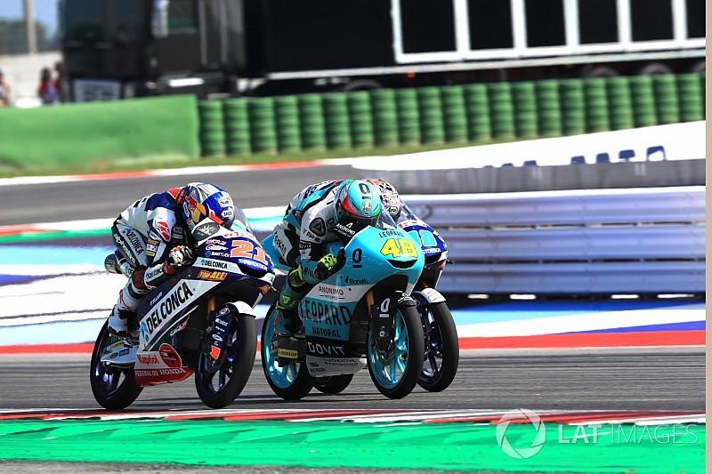 Fotogallery: il primo trionfo iridato di Lorenzo Dalla Porta in Moto3 a Misano