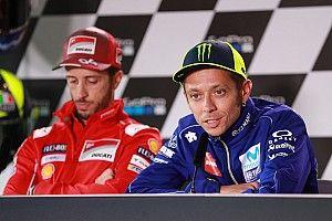 """Rossi: """"No sabemos que está pasando en Japón"""""""