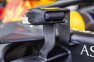 Гонщики Ф1 предложили использовать на машинах камеры заднего вида вместо зеркал