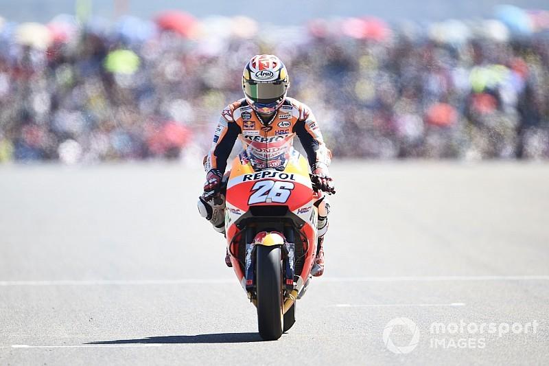 Pedrosa: Had op zelfde banden als Marquez kunnen winnen