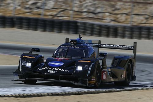 WTR in pole con la Cadillac a Laguna Seca, battute le Acura