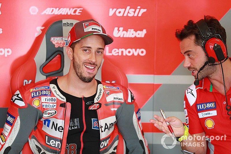 Ducati overtuigend aan kop in eerste vrije training Aragon