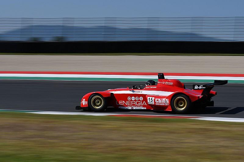 Dario Capitanio conquista la pole position al Mugello