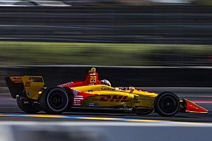 Indy: Hunter-Reay é o mais rápido do dia nos treinos de St. Pete