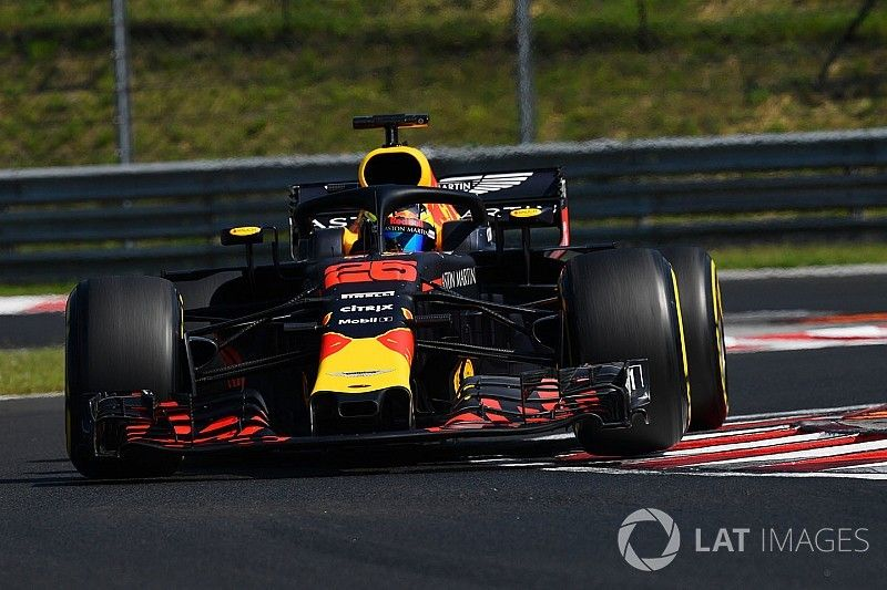 Verrassende testcoureur Dennis onder indruk van prestaties F1-wagens 2018