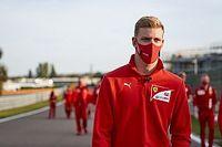 Ferrari compte décider de l'avenir de Schumacher avant la finale F2