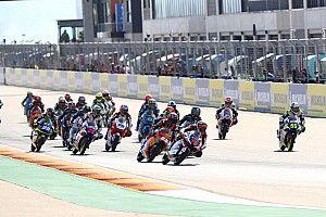 50 Poin Tersisa, Tujuh Pembalap Berpeluang Juara Dunia Moto3
