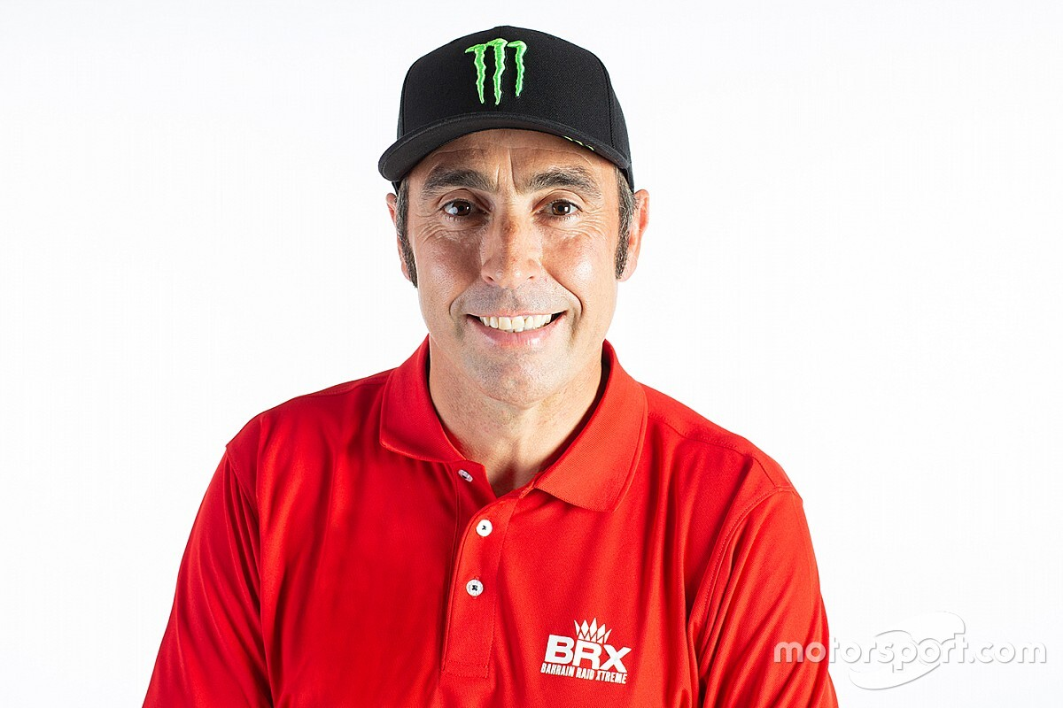 Roma joins Prodrive-run Bahrain squad for Dakar
