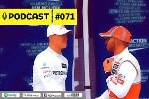 Podcast #071 - Recordes de Hamilton e Schumacher são comparáveis?