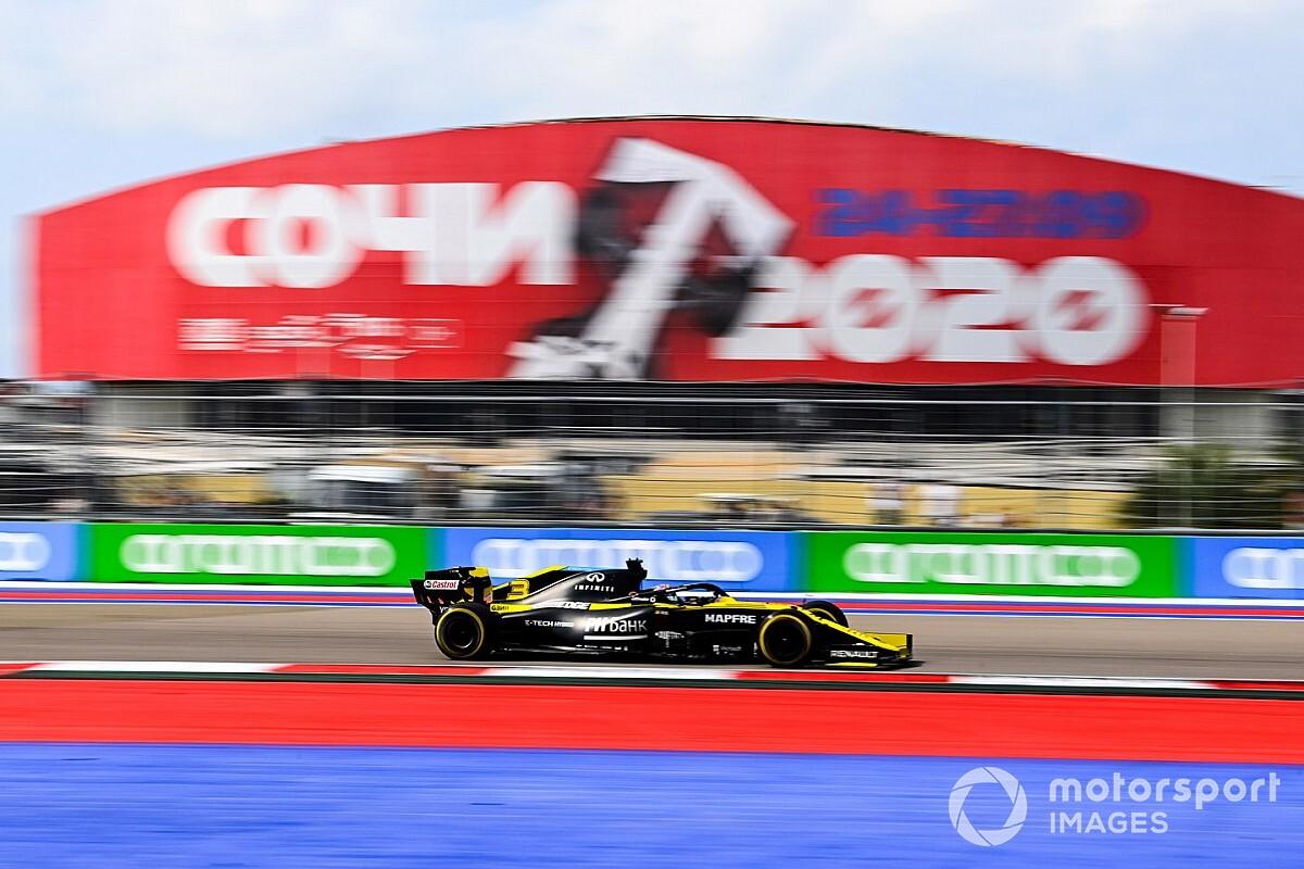 Ricciardo: Ondanks vorm Renault geen spijt van stap naar McLaren