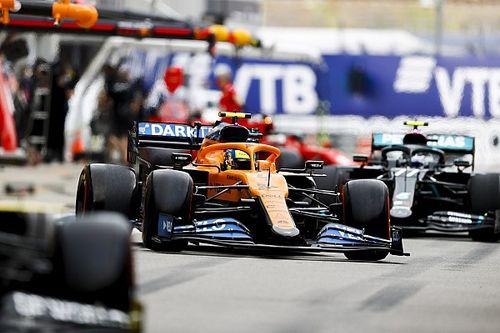 McLaren peut-il encore réduire l'écart sur Mercedes en 2021 ?