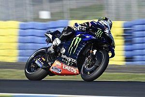MotoGP, Aragon, Libere 1: Yamaha in palla, Ducati in crisi