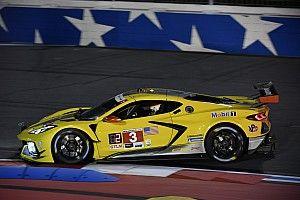 Corvette na pole position