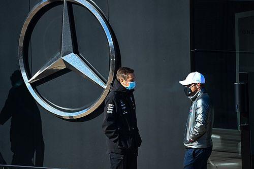 Mercedes: a partimód betiltása segítette a Red Bull felzárkózását