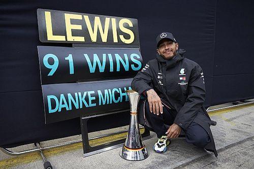 Berger: Hamilton Berkelas, tapi Bukan yang Terbaik di F1