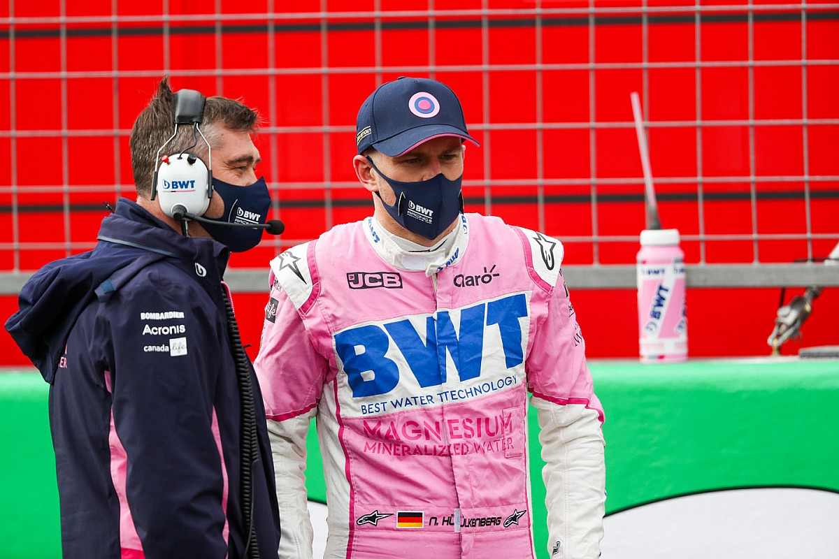 F1: Racing Point leva Hulkenberg para Portugal caso precise substituir Stroll