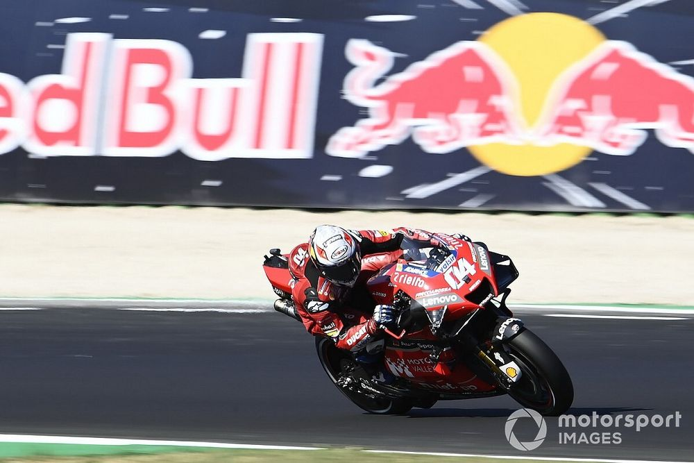 """Dovizioso's consistency """"not enough"""" to win 2020 title"""